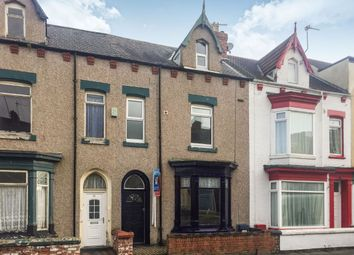 Thumbnail 4 bed terraced house to rent in Tankerville Street, Hartlepool