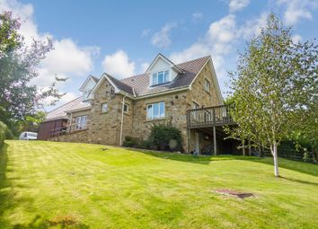 Thumbnail 4 bed detached house for sale in Fiveacres, Wooler