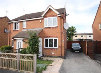 Thumbnail 2 bed semi-detached house for sale in Clarks Lane, Newark, Nottinghamshire.