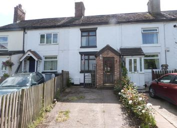 Thumbnail 2 bed terraced house for sale in Cinderhill Lane, Scholar Green