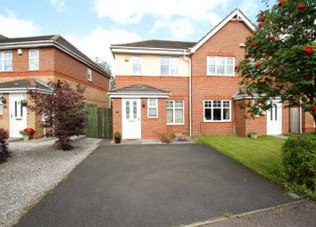 Thumbnail 2 bedroom semi-detached house for sale in Watermeadow Grove, Etruria, Stoke-On-Trent