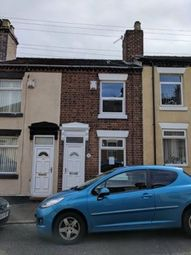 Thumbnail 2 bed terraced house to rent in Derry Street, Stoke On Trent