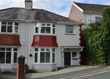 Thumbnail 3 bed semi-detached house for sale in Kimberley Road, Swansea