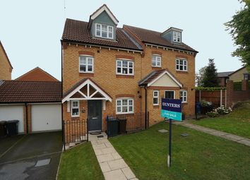 Thumbnail 4 bed semi-detached house for sale in A Thompson Hill, High Green, Sheffield, South Yorkshire