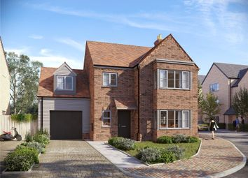 Thumbnail 4 bed detached house for sale in West Street, Comberton, Cambridge, Cambridgeshire