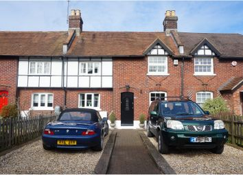Thumbnail 2 bed cottage for sale in Tate Road, Southampton