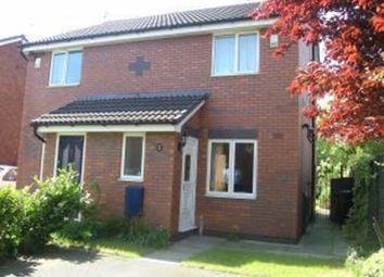 Thumbnail 2 bed semi-detached house for sale in Haslington Road, Wythenshawe, Manchester
