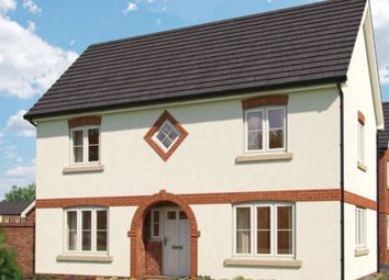 Thumbnail 3 bed detached house for sale in Haughton Road, Shifnal