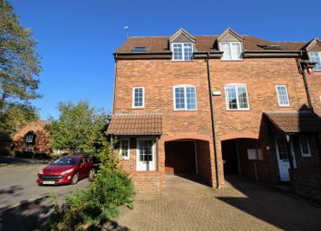 Thumbnail End terrace house for sale in Dewell Mews, Old Town, Swindon