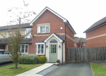 Thumbnail 2 bed terraced house for sale in Starling Close, Manchester