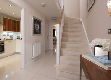 "Thumbnail 4 bedroom end terrace house for sale in ""Winwick"" at Dunnock Lane, Cottam, Preston"