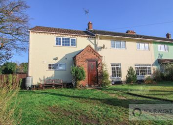Thumbnail 4 bed semi-detached house for sale in College Road, Thurlton, Norwich