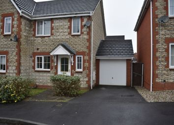 Thumbnail 2 bed semi-detached house to rent in Ffordd Y Goedwig, Tircoed Village, Swansea