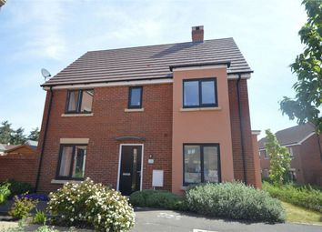 Thumbnail 3 bed end terrace house for sale in Cecil Sparkes Walk, Costessey, Norwich, Norfolk