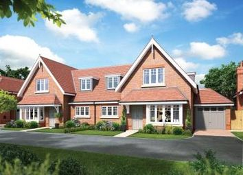 Thumbnail 3 bed semi-detached house for sale in Milton Gardens, St. Martins Avenue, Epsom