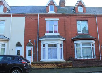 Thumbnail 4 bed terraced house to rent in Collingwood Road, Hartlepool