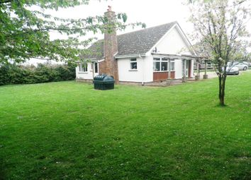 Thumbnail 3 bed detached bungalow to rent in Ashfield Road, Norton, Suffolk