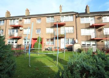 Thumbnail 2 bed flat for sale in Mossview Crescent, Airdrie, North Lanarkshire
