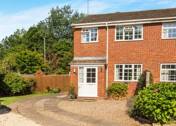 Thumbnail 3 bed semi-detached house for sale in Waterloo Close, Wellesbourne, Warwick