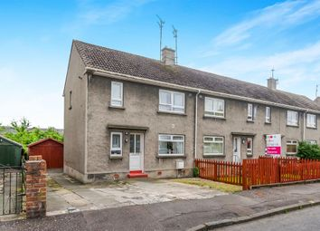 Thumbnail 2 bedroom end terrace house for sale in Barbieston Terrace, Dalrymple, Ayr