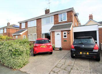 Thumbnail 3 bed semi-detached house for sale in Penrhyn Drive, Gwersyllt, Wrexham