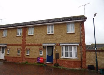 Thumbnail 2 bed terraced house to rent in Portway, Springfield, Chelmsford