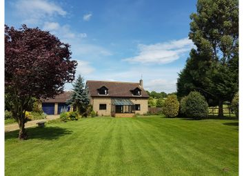 Thumbnail 4 bed detached house for sale in Kiln Lane, Elmswell