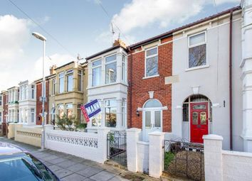 Thumbnail 3 bedroom terraced house for sale in Kensington Road, Portsmouth