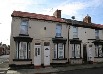 Thumbnail 2 bed terraced house to rent in Macdonald Street, Wavertree, Liverpool