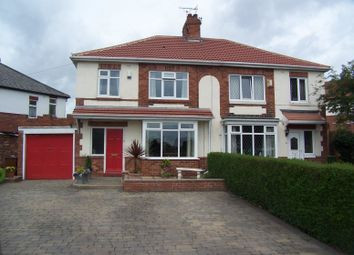 Thumbnail 3 bed semi-detached house to rent in Cochrane Park Avenue, High Heaton, Newcastle Upon Tyne