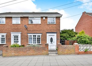Thumbnail 3 bed semi-detached house for sale in High Street, Easington Lane, Houghton Le Spring