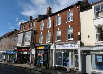 Thumbnail 2 bed flat to rent in Salisbury Street, Blandford Forum, Dorset
