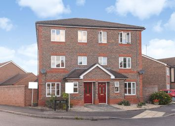 Thumbnail 4 bed semi-detached house to rent in Didcot, Oxfordshire