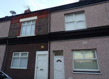 Thumbnail 1 bed property to rent in Peel Road, Bootle