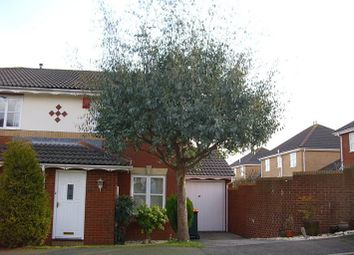 Thumbnail 2 bed semi-detached house to rent in Bramley Close, Langstone, Newport