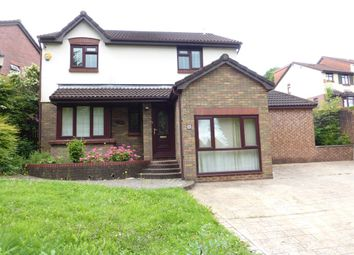 Thumbnail 4 bedroom detached house for sale in Canopus Close, St. Mellons, Cardiff