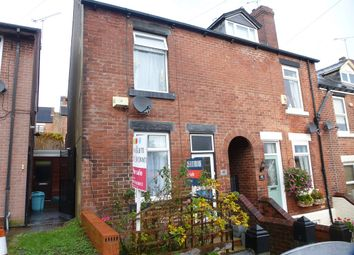 Thumbnail 3 bedroom end terrace house for sale in Cundy Street, Walkley, Sheffield