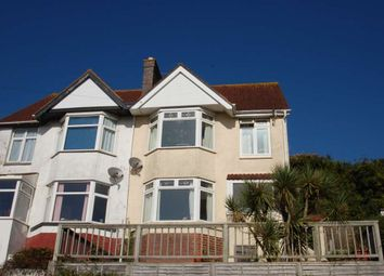 Thumbnail 3 bed semi-detached house to rent in Langdon Road, Preston, Paignton
