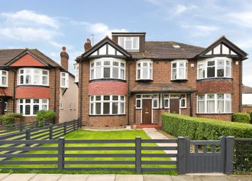 Thumbnail 4 bed semi-detached house to rent in Cannon Hill Lane, London