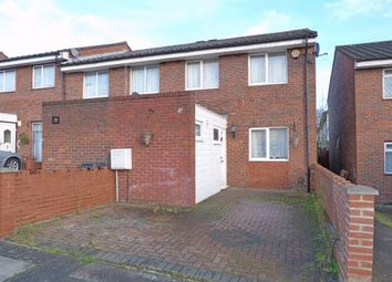 Thumbnail 3 bed end terrace house to rent in Lancaster Road, Northolt, Middlesex