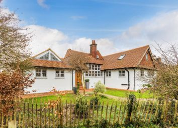 Thumbnail 4 bed semi-detached house for sale in Hever Castle Private Road, Hever