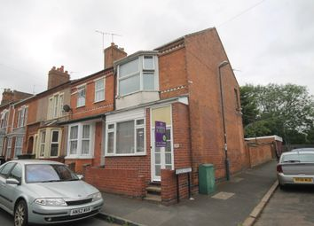 Thumbnail 2 bed end terrace house to rent in Rokeby Street, Rugby
