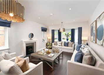 Thumbnail 5 bedroom detached house for sale in Ively Road, Fleet