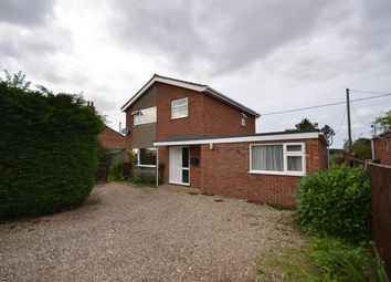 Thumbnail 3 bed property for sale in Town Road, Ingham, Norwich