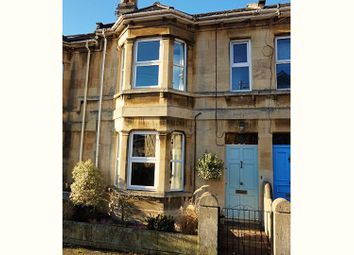 Thumbnail 3 bedroom terraced house for sale in Warwick Road, Bath