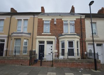 Thumbnail 3 bed flat for sale in Clara Street, Benwell, Newcastle Upon Tyne