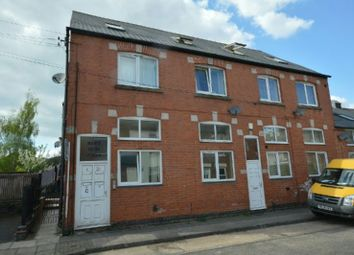 Thumbnail 1 bed flat for sale in Percy Road, Leicester