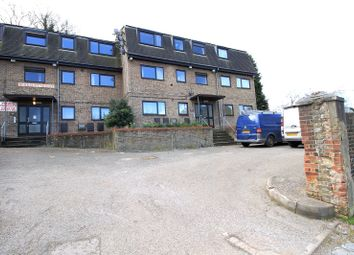 Thumbnail 2 bed flat for sale in Berkeley Mount, Old Road, Chatham, Kent