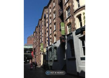 Thumbnail 2 bed flat to rent in Button Street, Liverpool