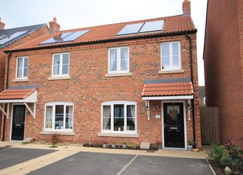 Thumbnail 3 bed semi-detached house for sale in Ash Court, Sowerby, Thirsk
